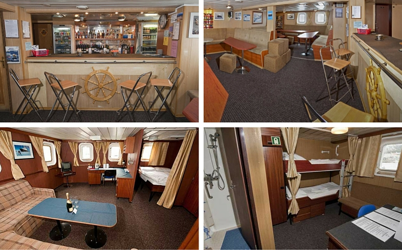 Polar Pioneer Interior Set