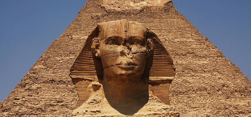 RS Egypt Sphinx Pyramid dreamstime m 15312263 opt