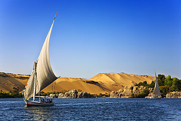 RS Egypt Nile at Aswan shutterstock 96065345 opt