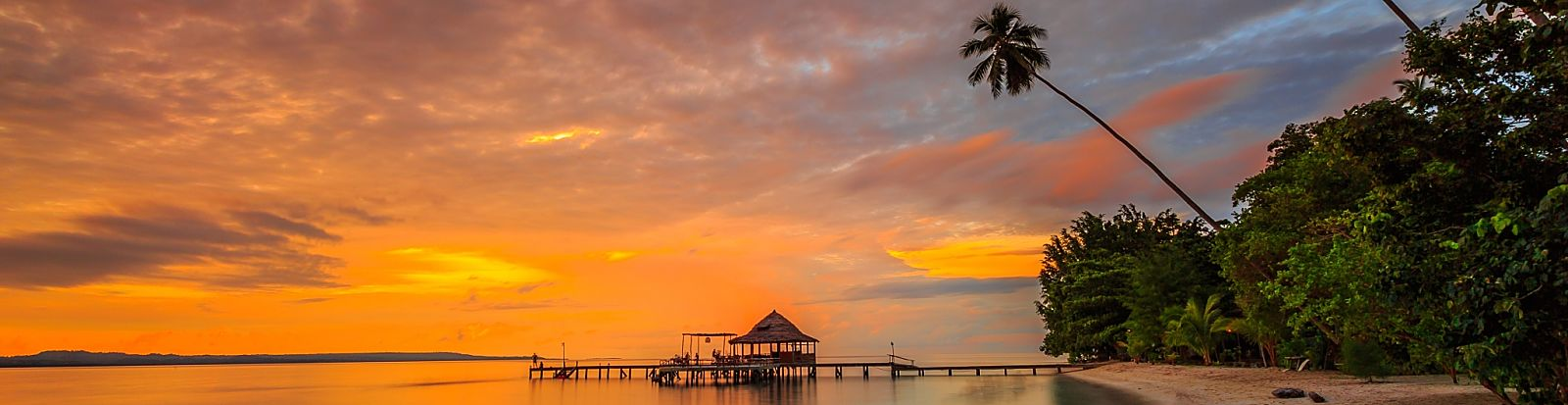 x beach sunset pier palms shutterstock 566535271 opt